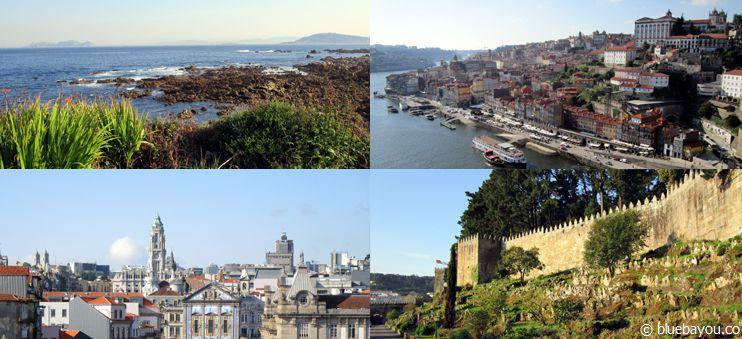 Spaniens Küste, eine Festung und das schöne Porto: Der nicht-traditionelle Jakobsweg von Santiago nach Porto.