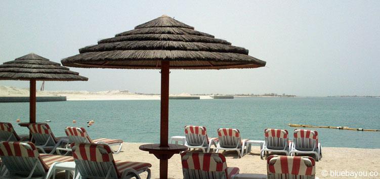 Alleinreisen und am Strand in Ruhe entspannen - ein Traum!
