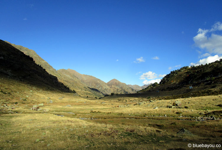 Atemberaubender Talblick in Andorra - hoffentlich bietet auch 2017 so unvergessliche Momente!