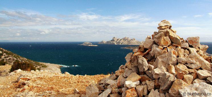 Calanque bei Marseille.