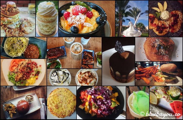 Fotoparade 2020: Collage zum Thema Food