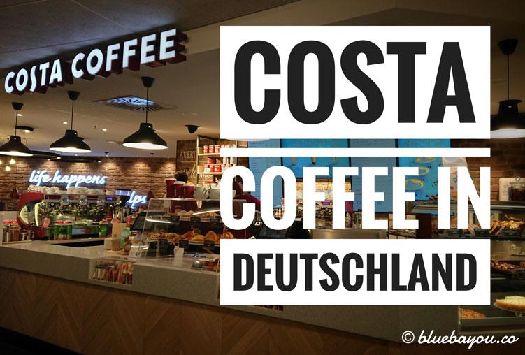 "Costa Coffee Berlin im Food Court ""Station Food"" im Hauptbahnhof."