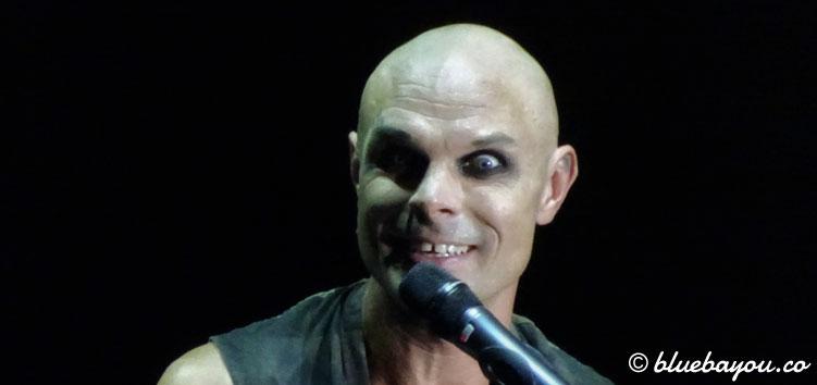 David Eriksson führt durch die Show PUNXXX - schräg und provokant.