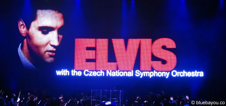 Elvis in Concert - The Wonder of You, direkt aus Graceland.