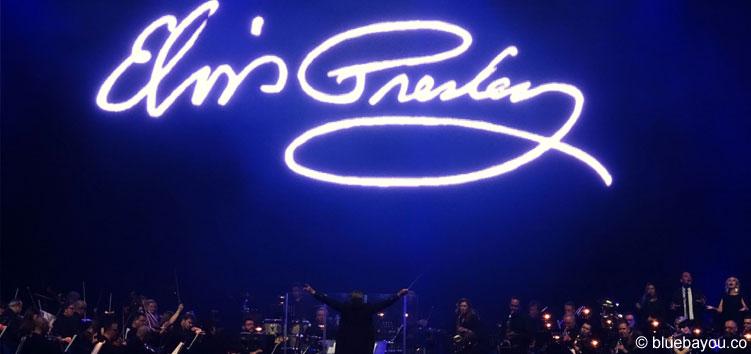 Das Czech National Symphony Orchestra spielt live zu Elvis' liebsten Songs.