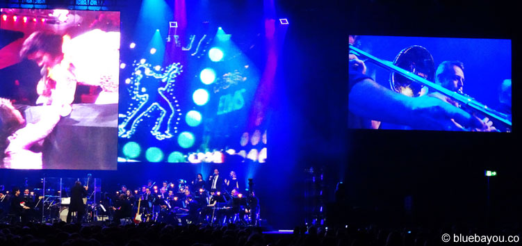 Das Czech National Symphony Orchestra live in Berlin bei Elvis in Concert.