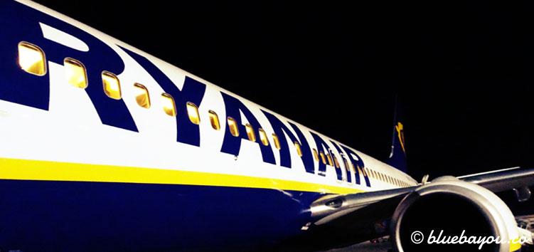 Mit Ryanair fliege ich nach Santiago de Compostela, um den Camino del Norte rückwärts zu laufen.