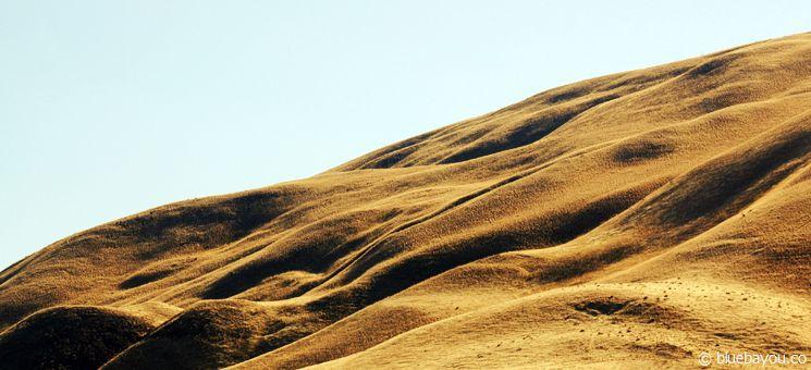 Berge im Bundesstaat Idaho in den USA.