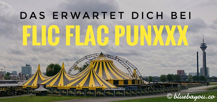 Lohnt sich die neue Show PUNXXX von Circus Flic Flac?