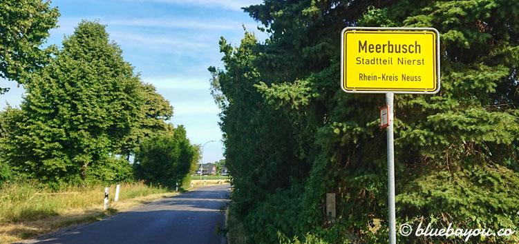 Rhein-Kreis Neuss: fühlt sich an, als wäre man schon fast am Ziel.