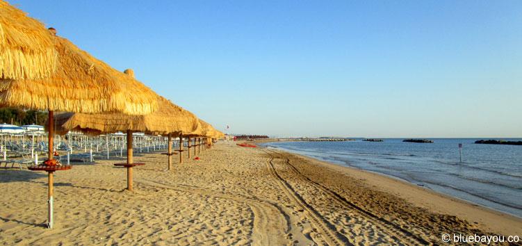 Städtetrip nach Pescara: 2 Tage zum Beispiel für 120 Euro.
