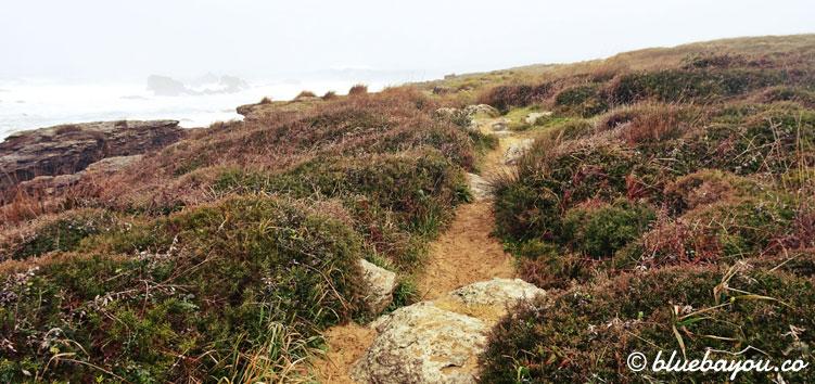Ruta de la Costa: Wanderweg entlang der Küste in Spanien.
