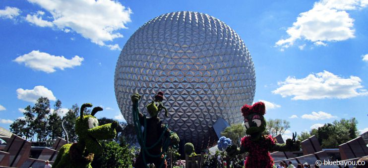 Walt Disney World Orlando: Epcot.